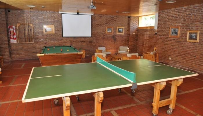 Termas Cacheuta - Sala Juegos