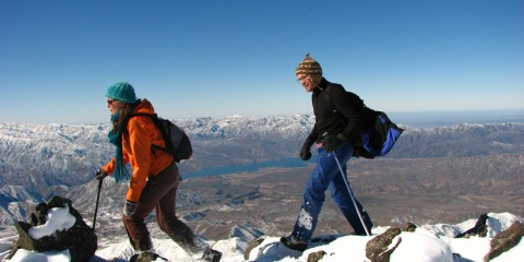 Aventura en Valle de Uco: Ascenso al Cerro Arenales