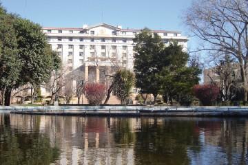 Barrio Cívico: Casa de Gobierno