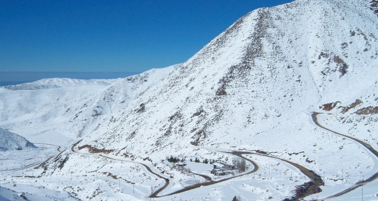Centro de esqui Vallecitos