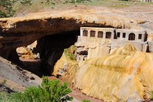 El pintoresco Puente del Inca