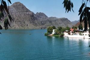 Excursiones desde San Rafael: Embalse Los Reyunos