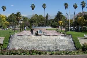 Área histórica: Friso Plaza Pedro del Castillo