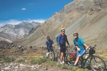 Mountain Bike en Alta Montaña
