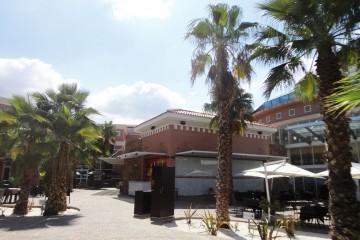 Shoppings de Mendoza: Palmares Open Mall