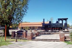 San Rafael: Plaza del Inmigrante