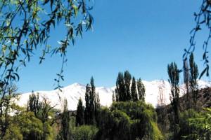 Luján de Cuyo: Paisajes de Potrerillos