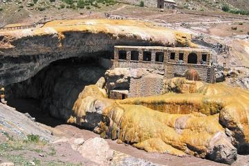 Camino del Inca: Puente del Inca