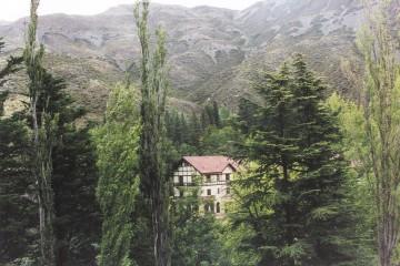 Fuentes termales: Quebrada de Villavicencio
