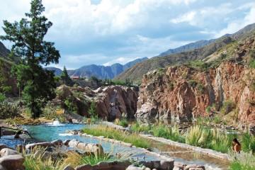 Parque Termal Cacheuta