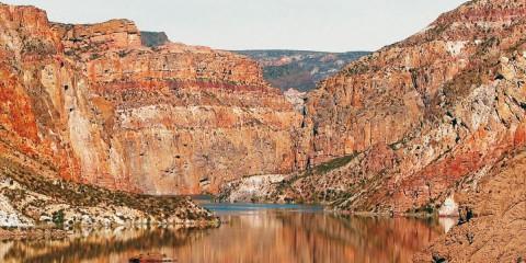 Cañón del Atuel y Valle Grande