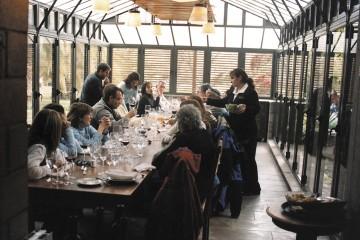 Gastronomía en las bodegas:Casa del Visistante, Bodega Familia Zuccardi
