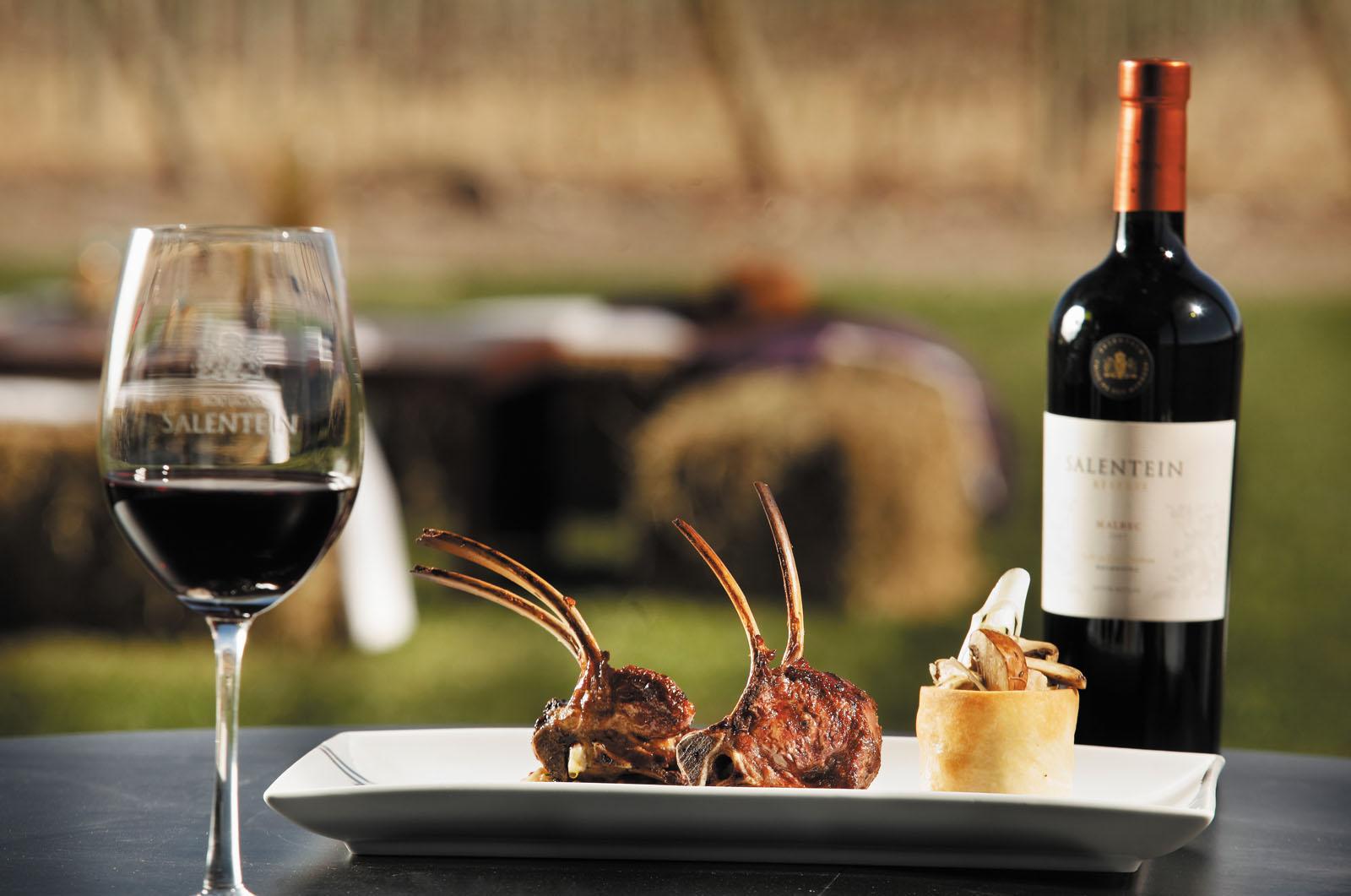 Gastronomia e alojamento - El portal de Mendoza