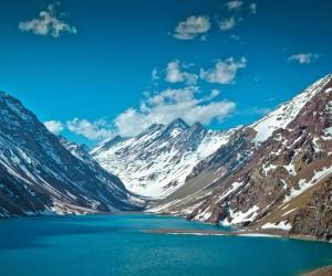 Cruce de los Andes: Laguna del Inca