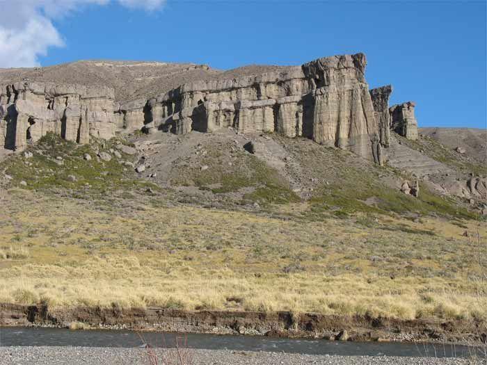 Castillos de Pincheira - Malargue