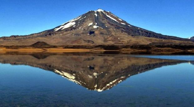 Actividades en Mendoza: Laguna del Diamante