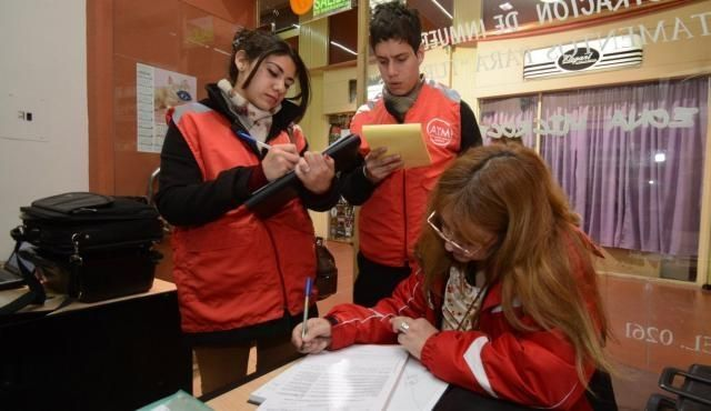 Controles de alojamientos en Mendoza