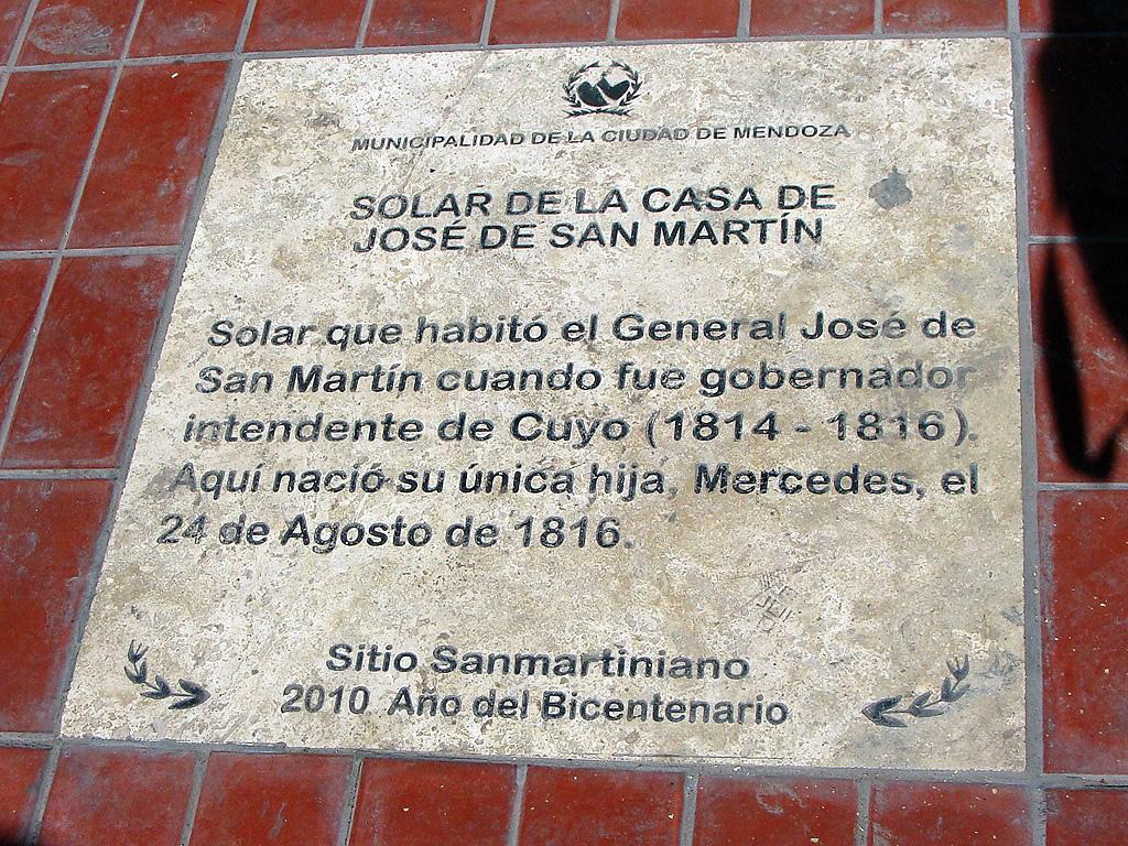 Solar de San Martín