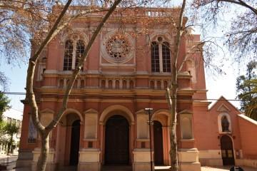 Semana Santa en Mendoza: Basílica San Francisco