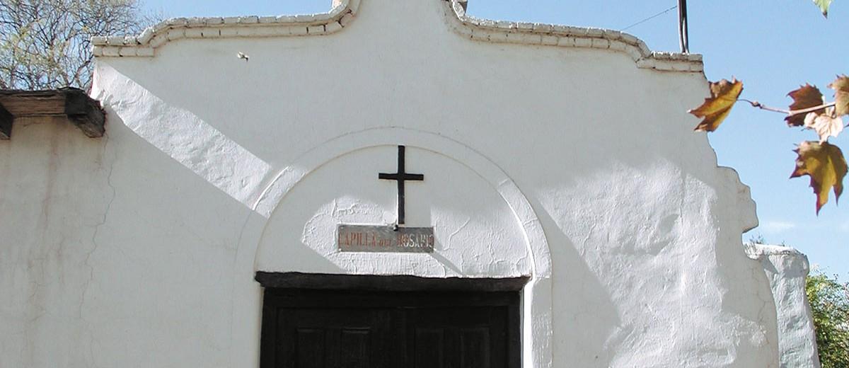 Capilla del Rosario en Guaymallén