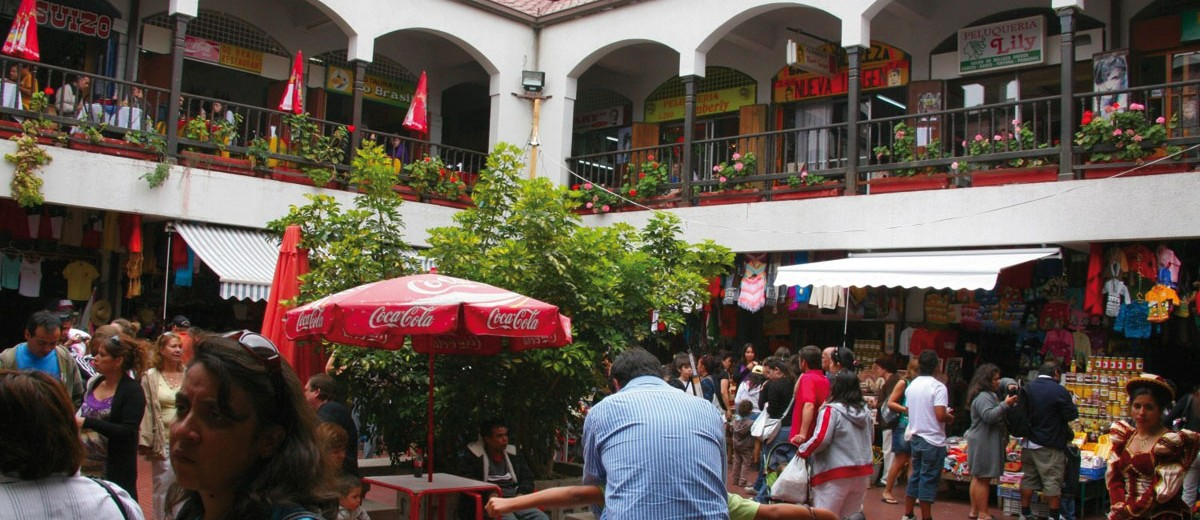 La Serena, Mercado La Recova