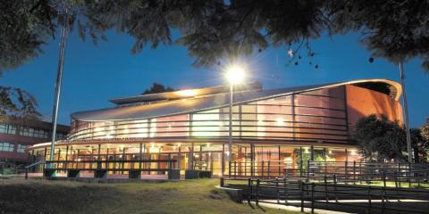 Auditorio del Centro de Congresos E. Civit