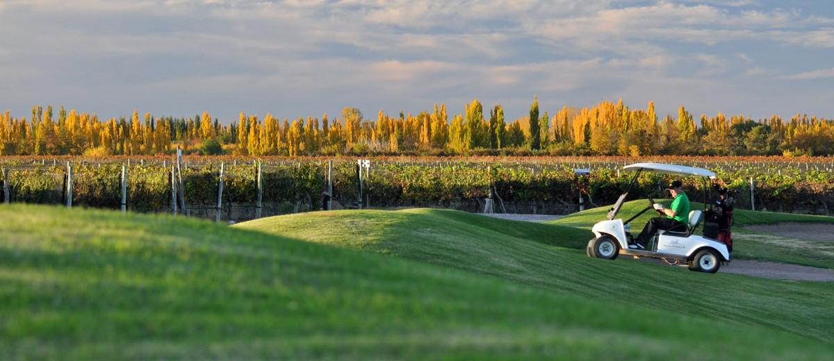 Algodon Wine Estates Golf