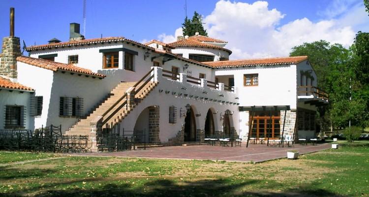 Histórico Hotel de Potrerillos