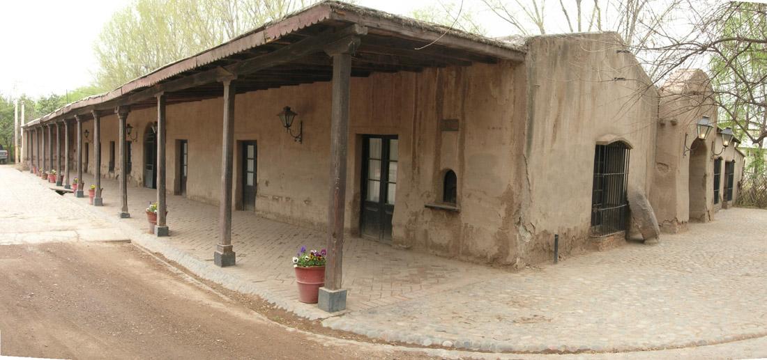 Junín, Solar historico de Orfila