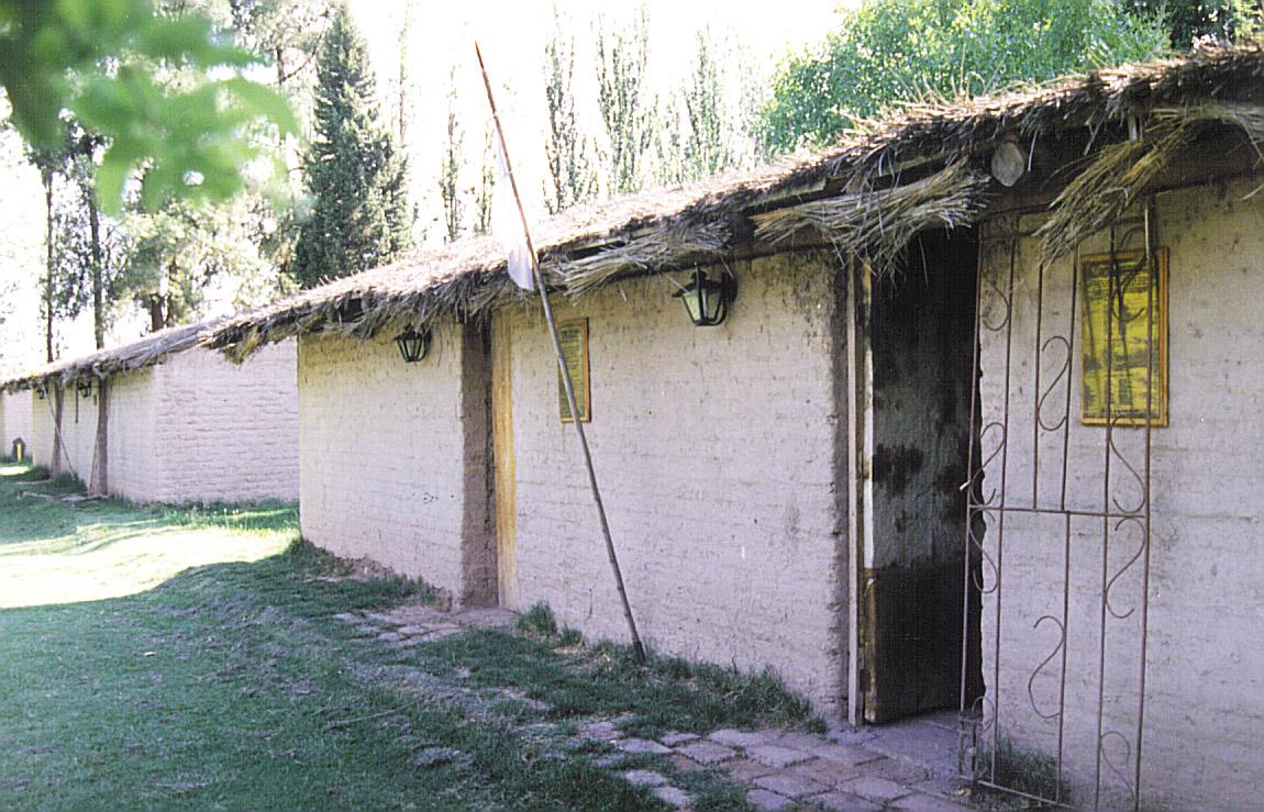 Ranchos en Campo El Plumerillo