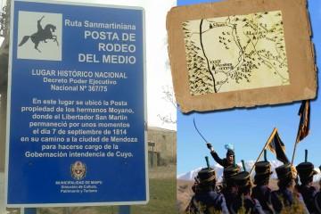 Las Postas Sanmartinianas