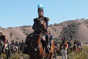 El Cruce de los Andes en el cine