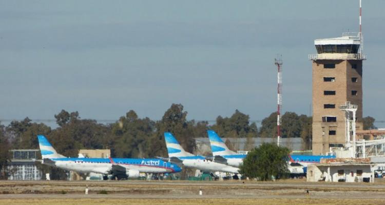 Aeropuerto El Plumerillo