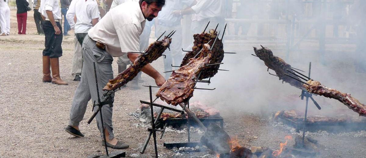 Gastronomía en Rivadavia