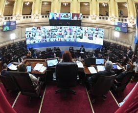 Senadores del Frente de Todos acordaron el Proyecto de Sostenimiento y Reactivación Productiva de la Actividad Turística