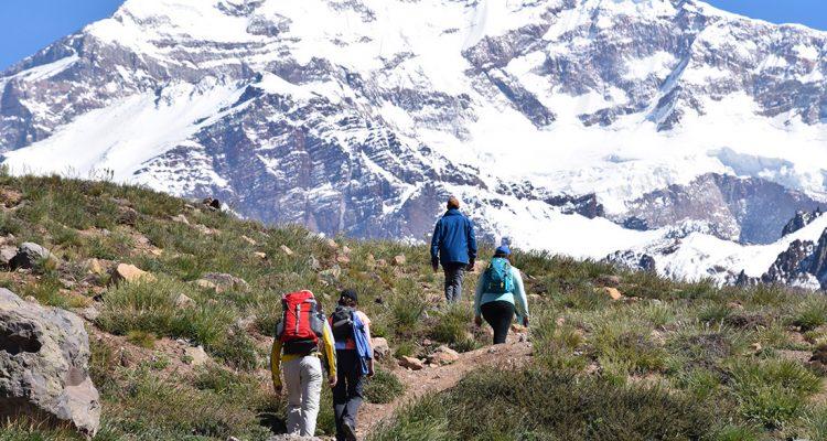 Trekking en Parque Aconcagua