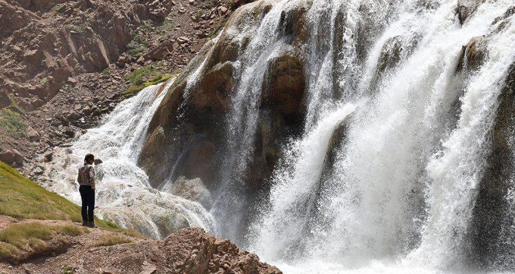 Valle Grande - Catarata del Atuel