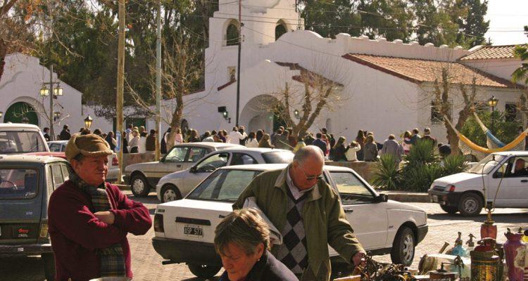 Plaza de Chacras de Coria